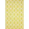 nuLOOM Santa Fe Yellow ilili Rug