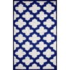 nuLOOM Novel Ightesty Blue Outdoor Area Rug