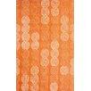 nuLOOM Varanas Orange Eugene Rug
