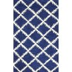 <strong>Filigree Blue Fynn Rug</strong> by nuLOOM