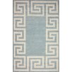 nuLOOM Filigree Light Slate Santorini Area Rug