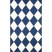 nuLOOM Heritage Daniel Blue Area Rug