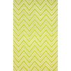 nuLOOM Heritage Ditra  Light Green Area Rug