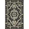 nuLOOM Europe Black Marcus Area Rug