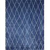 nuLOOM Shaggy Dark Blue Casablanca Rug
