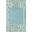 nuLOOM Filigree Marco Polo Blue Area Rug