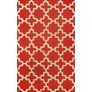 nuLOOM Varanas Red Tiffany Area Rug