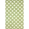 nuLOOM Filigree Green Ombo Area Rug
