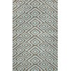 nuLOOM Varanas Light Blue Seden Rug