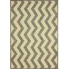 nuLOOM Dawn Grey Eldundi Indoor/Outdoor Rug