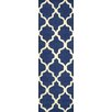 nuLOOM Holly Hand Tufted Navy Area Rug