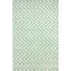 nuLOOM Honore Hand Tufted Jade Area Rug