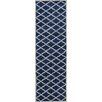 nuLOOM Venice Dark Blue Vorata Rug