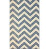 nuLOOM Dawn Blue Erende Indoor/Outdoor Rug