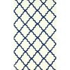 <strong>nuLOOM</strong> Veranda White Filigree Outdoor Rug