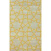 nuLOOM Gradient Yellow Moonlight Starina Area Rug