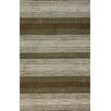 nuLOOM Brilliance Coffee Jordan Area Rug