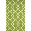 <strong>nuLOOM</strong> Flatweave Green Willow Rug