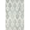 nuLOOM Brilliance Light Grey Roxanna Area Rug
