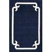 <strong>Elegance Navy Marion Rug</strong> by nuLOOM