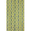 nuLOOM Brilliance Grey/Yellow Hannah Plush Area Rug