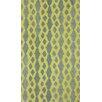 nuLOOM Brilliance Yellow Hannah Plush Rug