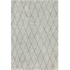 nuLOOM Shag Light Grey Casablanca Area Rug