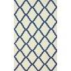 nuLOOM Moderna Ivory Trellis Area Rug