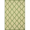 nuLOOM Villa Green Trellis Indoor/Outdoor Area Rug