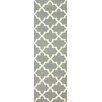 nuLOOM Moderna Grey Lacey Area Rug