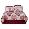 Pointehaven Luxury 12 Piece Comforter Set