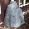 <strong>Good Ideas</strong> Rain Wizard 42 Gallon Rock Rain Barrel