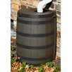 <strong>Good Ideas</strong> Rain Wizard 50 Gallon Rain Barrel with Darkened Ribs