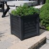 <strong>Lakeland Square Planter</strong> by Mayne Inc.