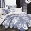 North Home Maxwell 4 Piece Duvet Cover Set