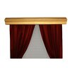 <strong>BCL Drapery Hardware</strong> Baxter Custom Moulding Double Curtain Cornice