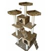 """<strong>72"""" Cat Tree in Leopard</strong> by Go Pet Club"""