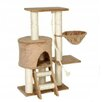 "<strong>38"" Cat Tree in Beige</strong> by Go Pet Club"