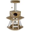 "<strong>Go Pet Club</strong> 50"" Cat Tree in Beige"