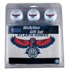 <strong>McArthur Towels</strong> NBA 3 Ball Golf Gift Set