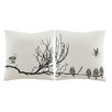 Bicor 2 Piece Murals Pillow Set