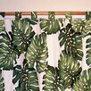 <strong>Ohana Cotton Tab Top Curtain Single Panel</strong> by Hanalei Home