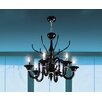 <strong>FDV Collection</strong> Belzebu 6 Light Chandelier