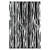 <strong>Acura Rugs</strong> Contempo Black/White Rug