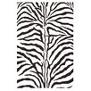<strong>Contempo White/Black Rug</strong> by Acura Rugs