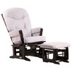 <strong>Soft Microfiber Modern Multi Position Recline Glider and Nursing Ot...</strong> by Dutailier