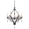 <strong>Artcraft Lighting</strong> Balmoral 6 Light Chandelier