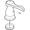 <strong>Orleans Single Lever Handle Kit</strong> by Delta
