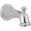 <strong>Delta</strong> Wall Mount Pull-Up Diverter Tub Spout Trim
