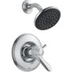 Delta Lahara TempAssure 17T Series Tub and Shower Faucet Trim